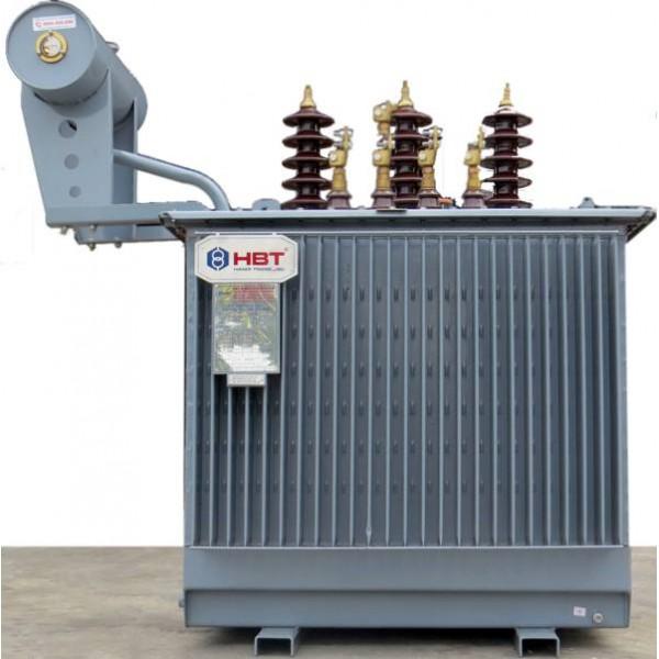 Máy biến áp dầu 3 pha theo QĐ/62 EVN kiểu hở