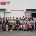 Công ty CP sản xuất biến thế HBT Việt Nam tổ chức khai xuân chúc mừng năm mới 2020