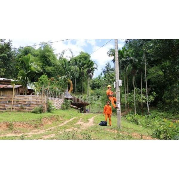 Quảng Nam: Gần 357 tỷ đồng cấp điện cho trên 7.500 hộ nông thôn, miền núi