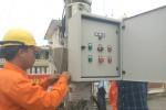 CPCEMEC thử nghiệm tủ giám sát và điều khiển dao phụ tải từ xa tại PC Quảng Trị