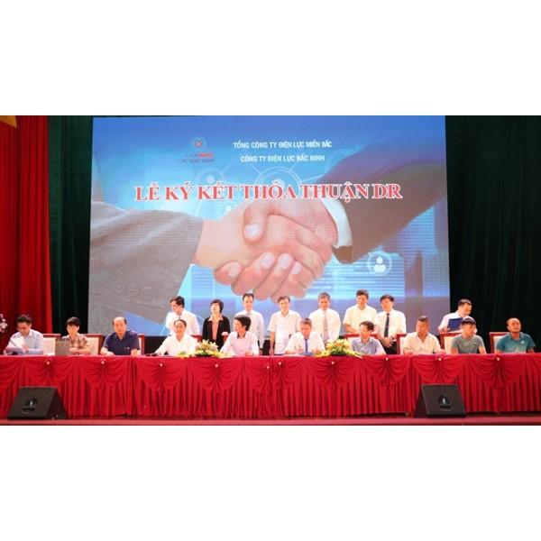 Bắc Ninh: Doanh nghiệp hưởng ứng chương trình điều chỉnh phụ tải