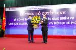 EVNNPC bổ nhiệm Chủ tịch kiêm giám đốc PC Hải Phòng