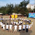 Chuyến du lịch hè của HBT Việt Nam năm 2020 tại Sầm Sơn