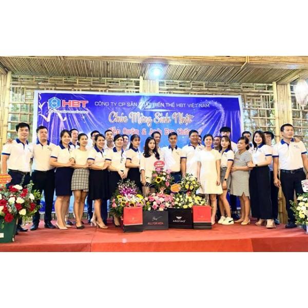HBT Việt Nam xác định chăm lo cho người lao động là đầu tư cho doanh nghiệp